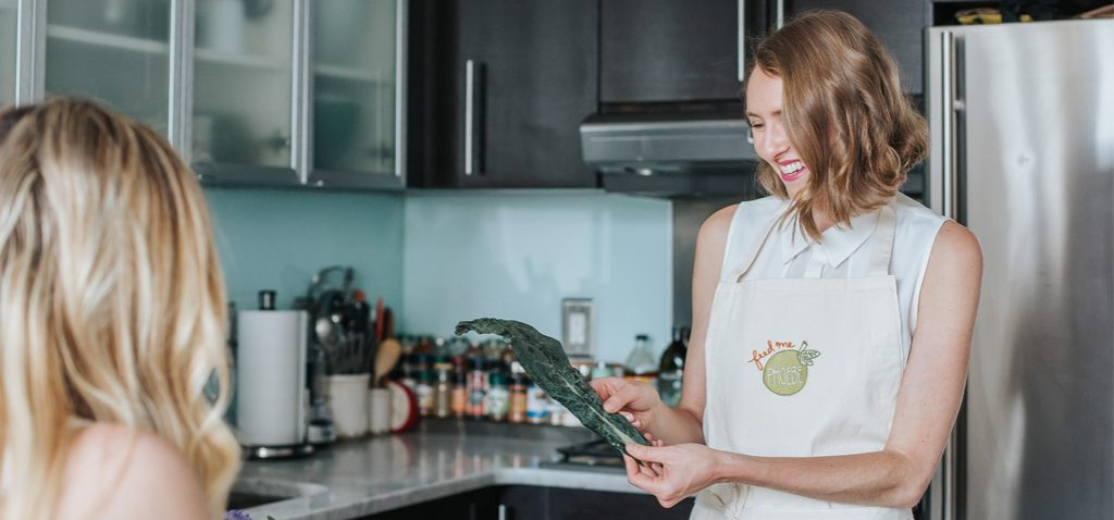At Home Private Cooking Classes in New York City | Phoebe Lapine